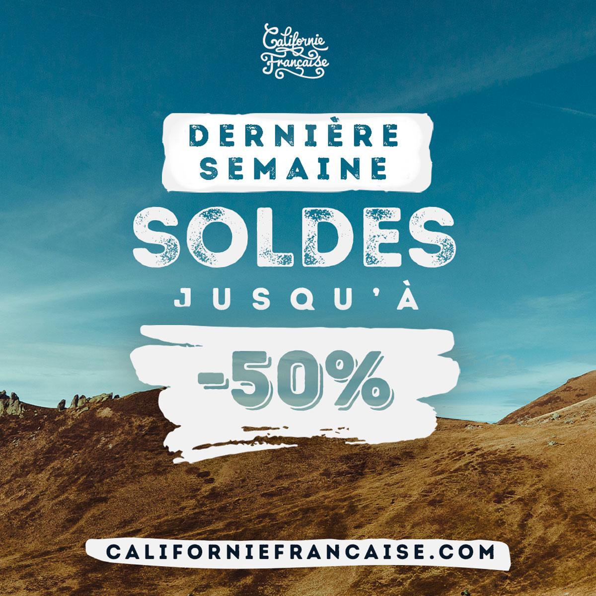 Winter Sale : jusqu'à -50% sur une sélection de plus de 65 produits